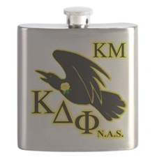 Kappa Mu Gear Flask