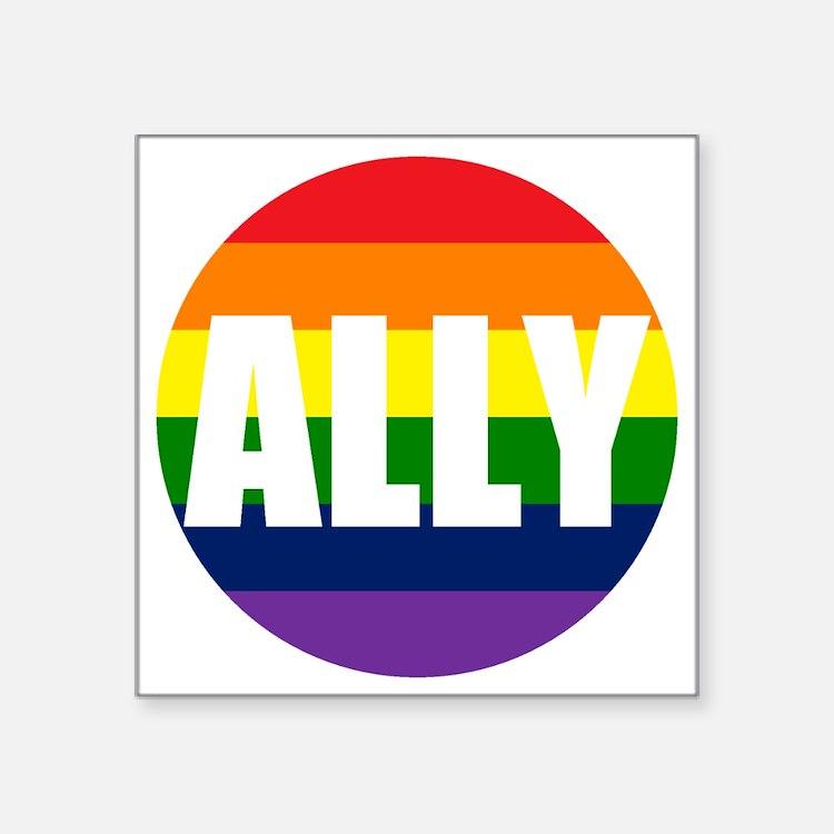 ALLYIKMP Sticker