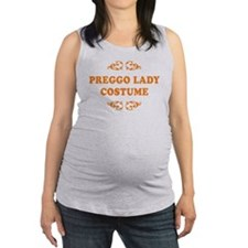 preggo_costume.png Maternity Tank Top