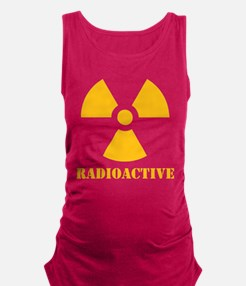 Radioactive Maternity Tank Top