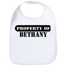 Property of Bethany Bib