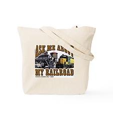 Train / Railroad - Tote Bag
