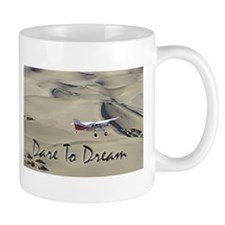 Motivation Back Country Flying Mug Mugs