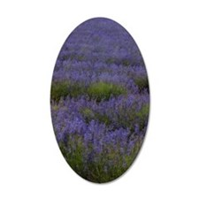 Lavender Land Wall Decal