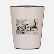 In and out of condition - 1877 Shot Glass