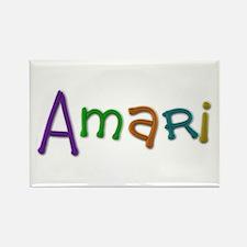 Amari Play Clay Rectangle Magnet