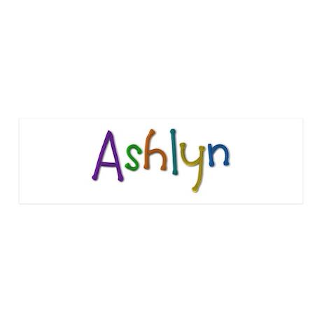 Ashlyn Play Clay 36x11 Wall Peel