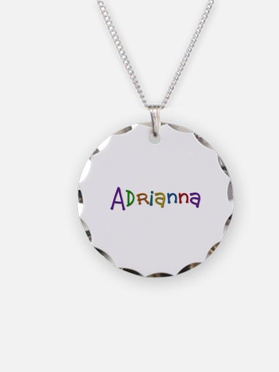 Adrianna Play Clay Necklace