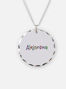 Alejandra Play Clay Necklace