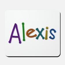 Alexis Play Clay Mousepad