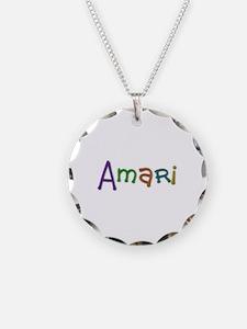 Amari Play Clay Necklace