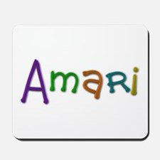 Amari Play Clay Mousepad
