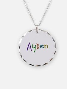 Ayden Play Clay Necklace