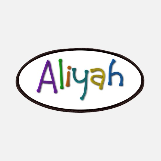 Aliyah Play Clay Patch