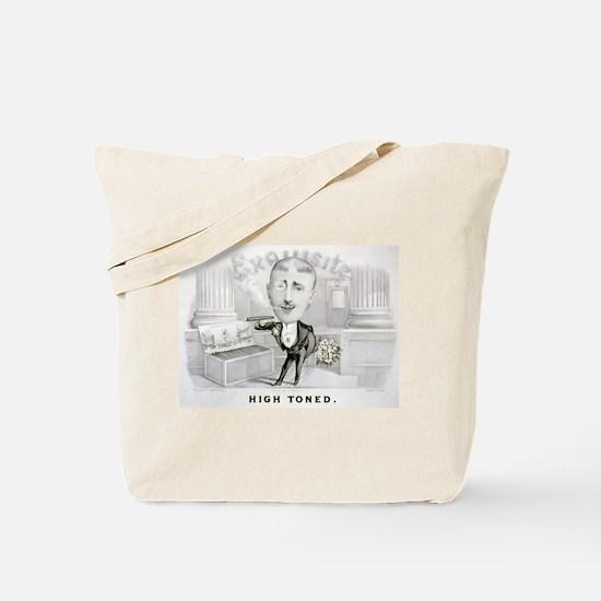 High toned - 1880 Tote Bag