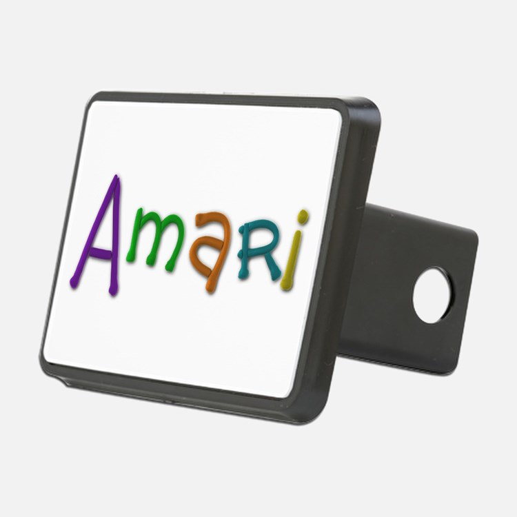 Amari Play Clay Hitch Cover