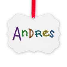 Andres Play Clay Ornament