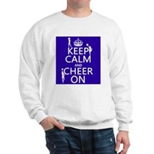 Keep Calm and Cheer on Jumper