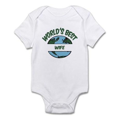 World's Best Wife Infant Bodysuit