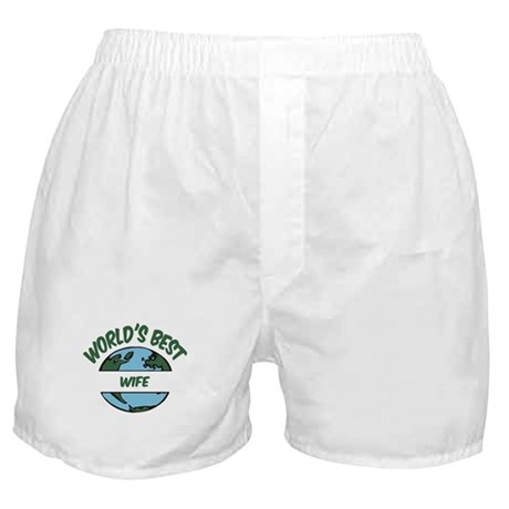 World's Best Wife Boxer Shorts