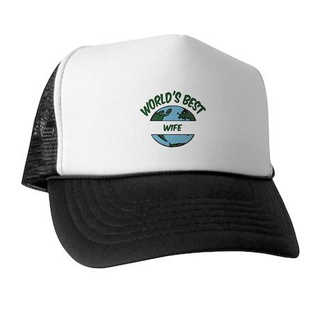 World's Best Wife Trucker Hat