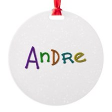 Andre Play Clay Ornament