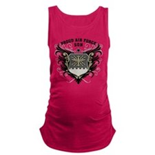 Proud Air Force Son Maternity Tank Top