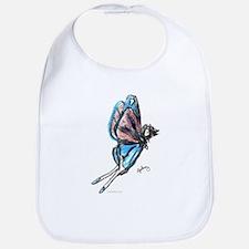 Butterfly Fairy Bib