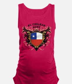 n1_chilean_aunt.png Maternity Tank Top