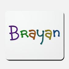 Brayan Play Clay Mousepad