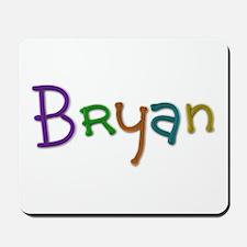 Bryan Play Clay Mousepad