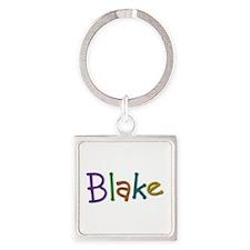 Blake Play Clay Square Keychain