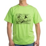 English Show Homers Green T-Shirt