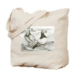 English Show Homers Tote Bag