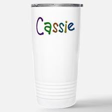 Cassie Play Clay Travel Mug