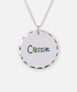 Cassie Play Clay Necklace