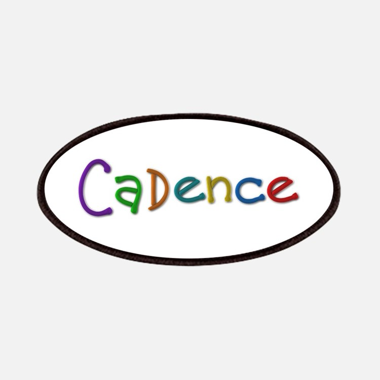 Cadence Play Clay Patch