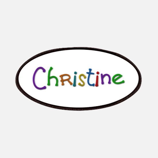 Christine Play Clay Patch