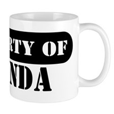 Property of Belinda Mug