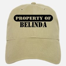Property of Belinda Baseball Baseball Cap