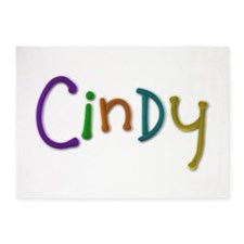 Cindy Play Clay 5'x7' Area Rug