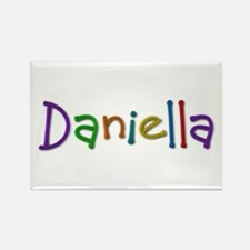 Daniella Play Clay Rectangle Magnet