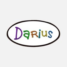 Darius Play Clay Patch