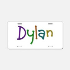 Dylan Play Clay Aluminum License Plate