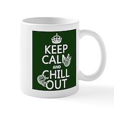 Keep Calm and Chill Out (Sloths) Small Mug