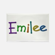 Emilee Play Clay Rectangle Magnet