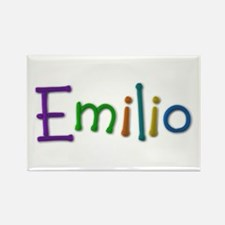 Emilio Play Clay Rectangle Magnet