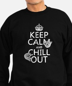Keep Calm and Chill Out (Sloths) Jumper Sweater