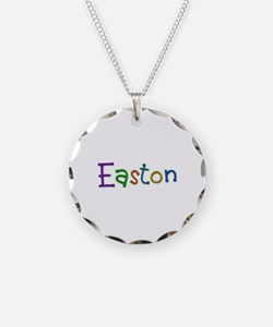 Easton Play Clay Necklace