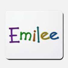 Emilee Play Clay Mousepad